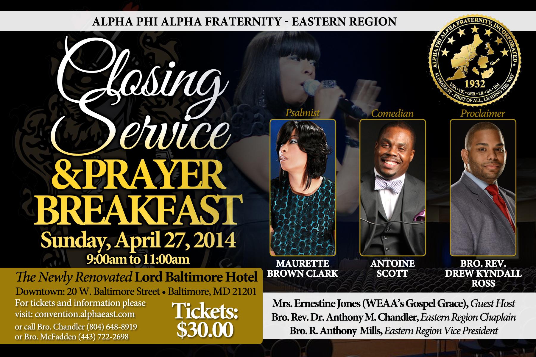 alpha east service